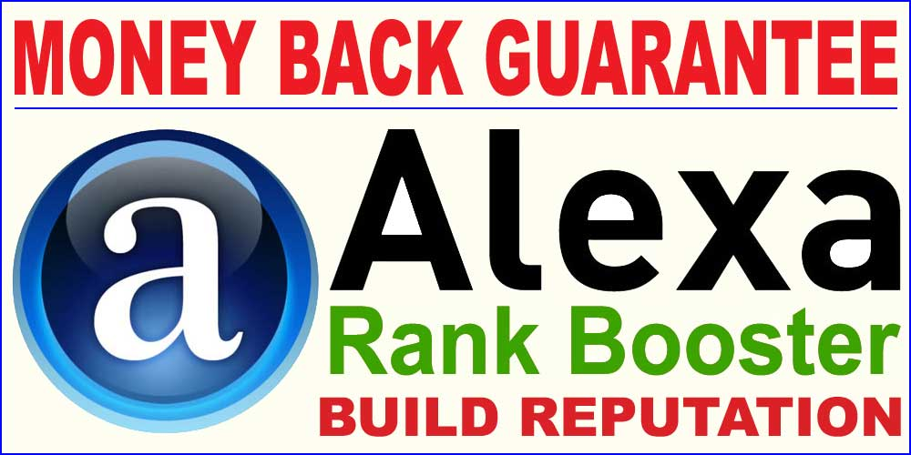 Alexa Ranking Services In India