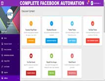 Complete Facebook Automation | DISCOVER | POST | ENGAGE | AUTOMATE | MONETIZE